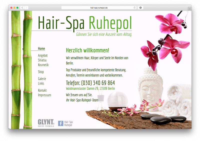 Hair-Spa Ruhepol
